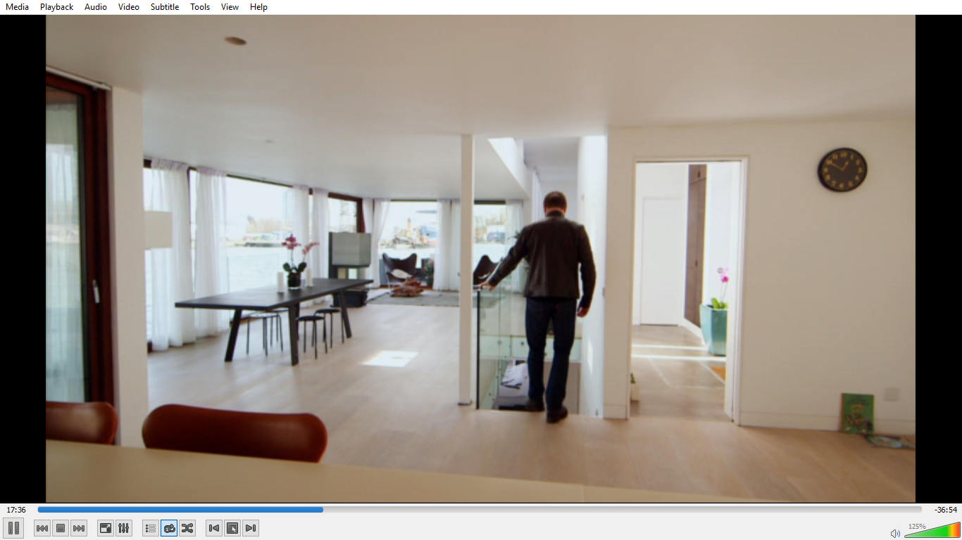 Channel 4, Amazing Spaces features floating home - Dirkmarine.com