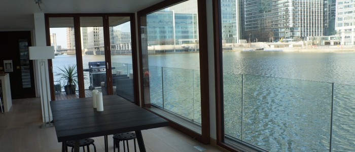 Our new showroom is now in Canary Wharf - December 2014