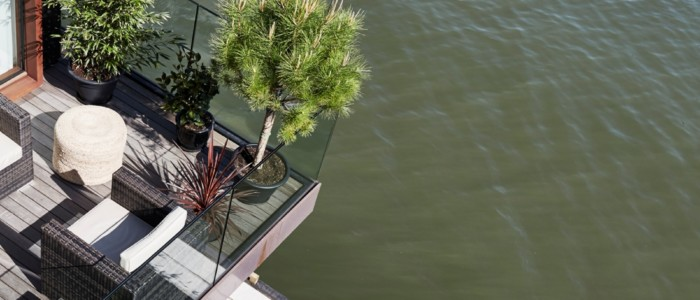 Channel 4, Amazing Spaces features floating home