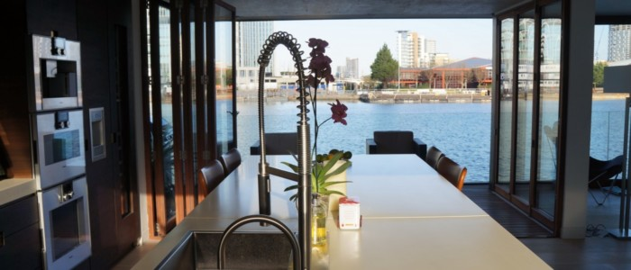ArchiExpo features floating home